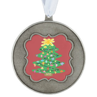 Old Fashioned Tree Ornament