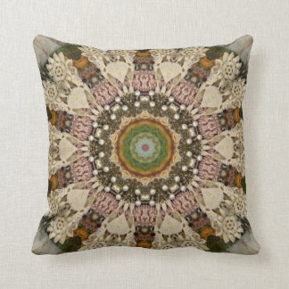 Old Fashioned Ways. Throw Pillow