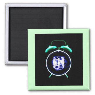 Old Fashioned X-Ray Vision Alarm Clock - Original Magnet