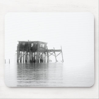 Old Fish House Cedar Key Mouse Pad