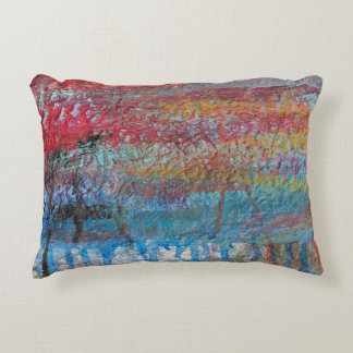 Old Fishing Boat   Rockport, Massachusetts Accent Pillow