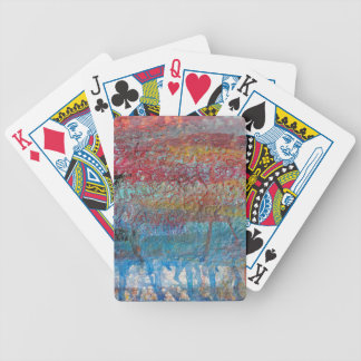 Old Fishing Boat   Rockport, Massachusetts Bicycle Playing Cards