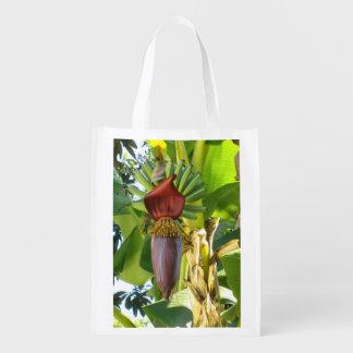OLD FLORIDA BANANAS Grocery Bag