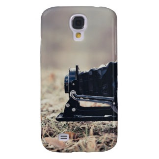 Old folding camera samsung galaxy s4 cover