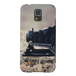 Old folding camera galaxy s5 cover