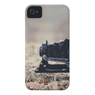 Old folding camera iPhone 4 case