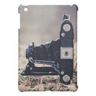 Old folding camera iPad mini cases
