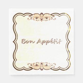 OLD-French-Vintage-NAPKIN-MULTI-CHOICE'S Paper Napkins
