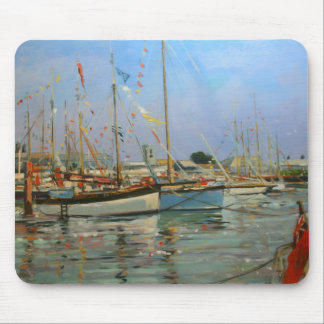 Old Gaffers Yarmouth Isle of Wight 2011 Mouse Pad