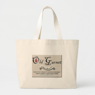 Old Garnet Logo Large Tote