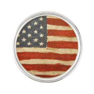 Old Glory American Flag Lapel Pin