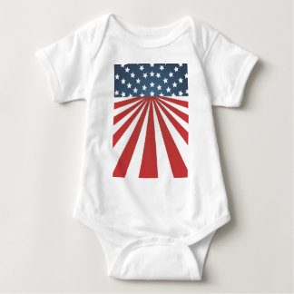 old glory baby bodysuit