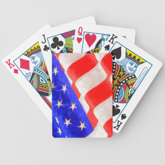 Old Glory Bicycle® Poker Playing Cards