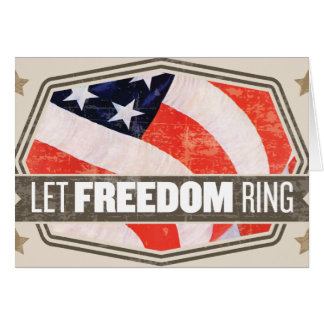 Old Glory Greeting Cards