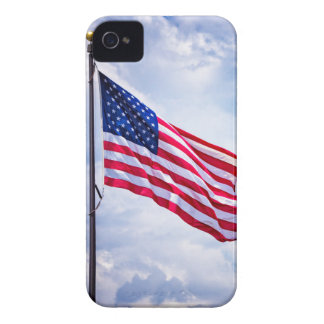 Old Glory iPhone 4 Case-Mate Case