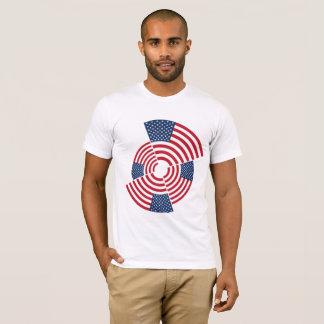 Old Glory Men's Basic American Apparel T-Shirt