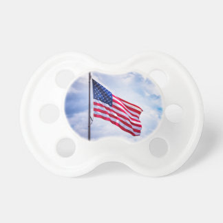 Old Glory Pacifiers