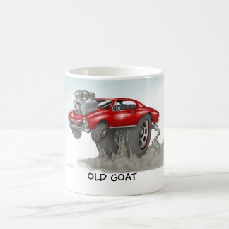 OLD GOAT COFFEE MUG