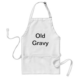 Old Gravy Barbeque Apron