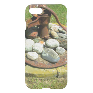 Old Hand Pump Well iPhone 7 Case