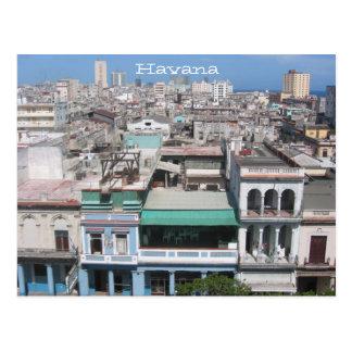 old havana post cards