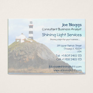 Old Head of Kinsale, Cork, Ireland Business Cards