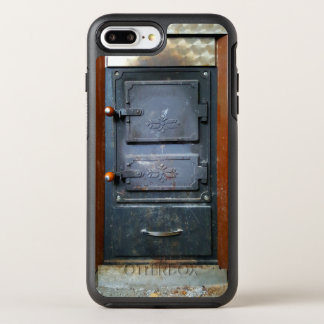 Old heating furnace OtterBox symmetry iPhone 8 plus/7 plus case