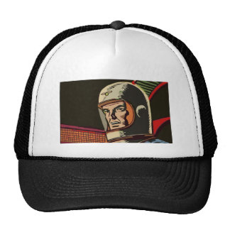 Old hero from the future trucker hat