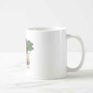Old Hippie Coffee Mug