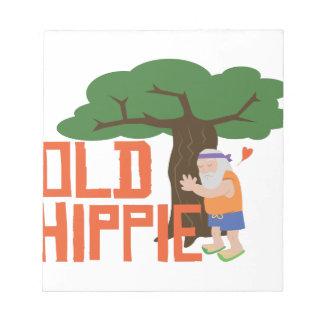 Old Hippie Notepad