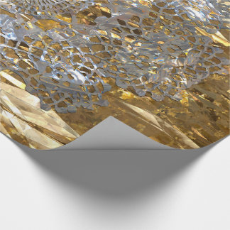 Old Hollywood Chic Elegant 60 Wrapping Paper