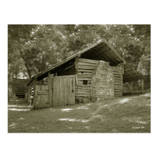 Old Homestead Postcard