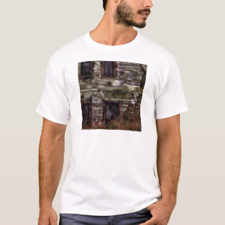 Old House Hidden In The Past T-Shirt