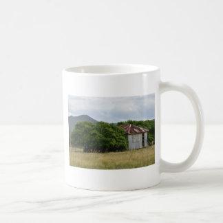 OLD HOUSE RURAL QUEENSLAND AUSTRALIA COFFEE MUG