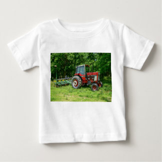 Old International Tractor Baby T-Shirt