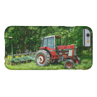 Old International Tractor Barely There iPhone 6 Case