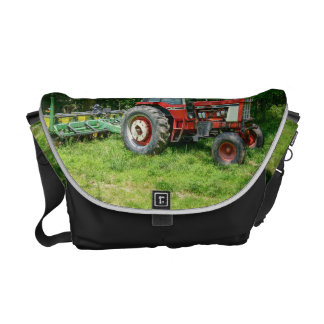 Old International Tractor Courier Bags