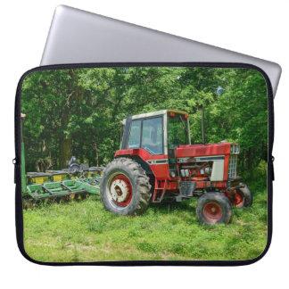 Old International Tractor Laptop Sleeve