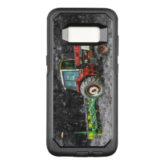 Old International Tractor Painterly OtterBox Commuter Samsung Galaxy S8 Case