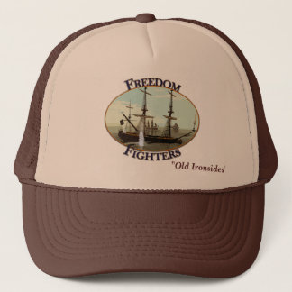 """Old Ironsides"" Trucker Hat"