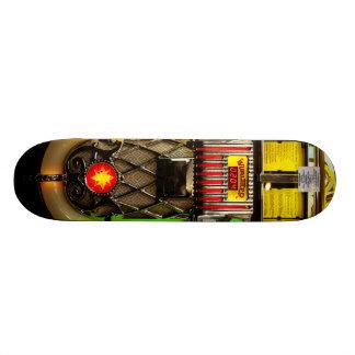 Old Jukebox Custom Skateboard