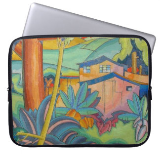 'Old Kahala Home' - Arman Manookian Laptop Sleeve