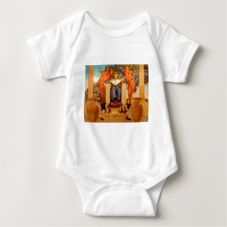 Old King Cole Baby Bodysuit