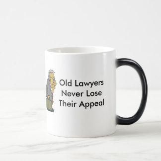 Old Lawyers Magic Mug