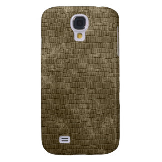 Old Leather Look iPhone3 Case
