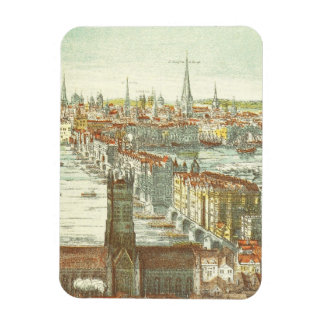Old London Bridge, England Magnet