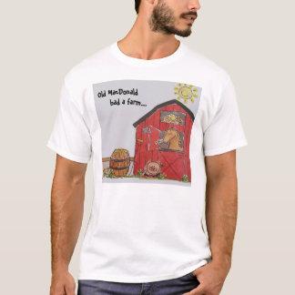 Old MacDonald Had a Farm T-Shirt
