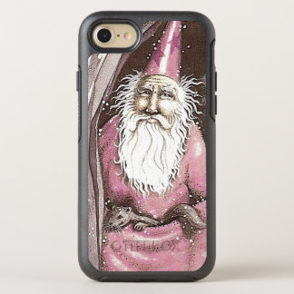 Old Magic Wizard Ferret in Lap Magical Dust OtterBox Symmetry iPhone 7 Case