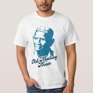 Old Malay Man T-Shirt