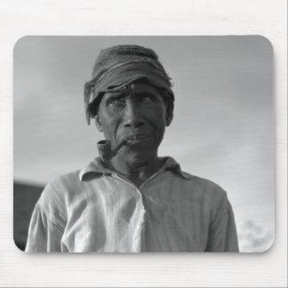 Old man at Aldridge Plantation – 1937. Mouse Pads